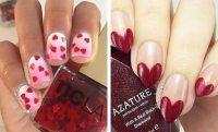 35 Cute Valentine's Day Nail Art Designs