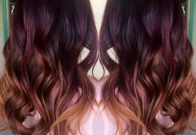Caramel Color Hair