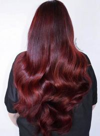 Ruby Hair Color | Best Hairstyles 2018