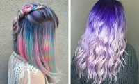 21 Pastel Hair Color Ideas for 2018 | StayGlam