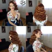 pin hairstyles hot