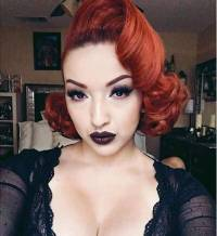 21 Pin Up Hairstyles That Are Hot Right Now | Page 2 of 2 ...