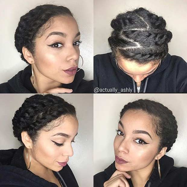 21 Gorgeous Flat Twist Hairstyles StayGlam