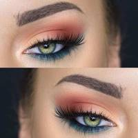 31 Pretty Eye Makeup Looks for Green Eyes | Page 2 of 3 ...