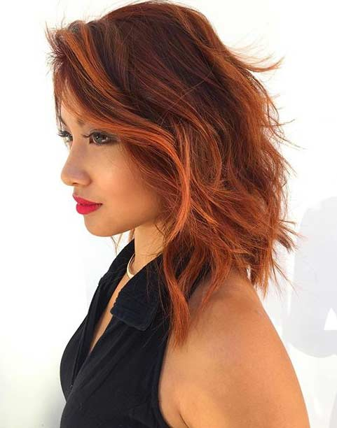 31 Best Shoulder Length Bob Hairstyles Page 2 Of 3 StayGlam