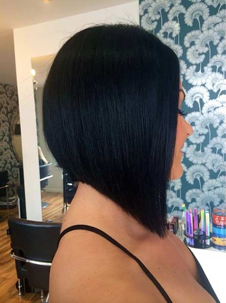 41 Best Inverted Bob Hairstyles  Page 4 of 4  StayGlam