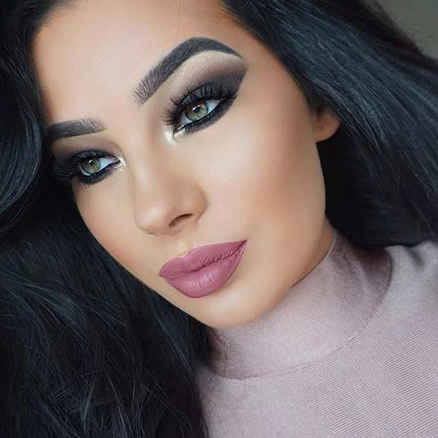 31 Pretty Eye Makeup Looks For Green Eyes Crazyforus