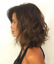 shoulder length bob hairstyles