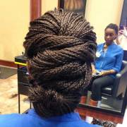 beautiful micro braids hairstyles
