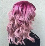 colorful hair inspire