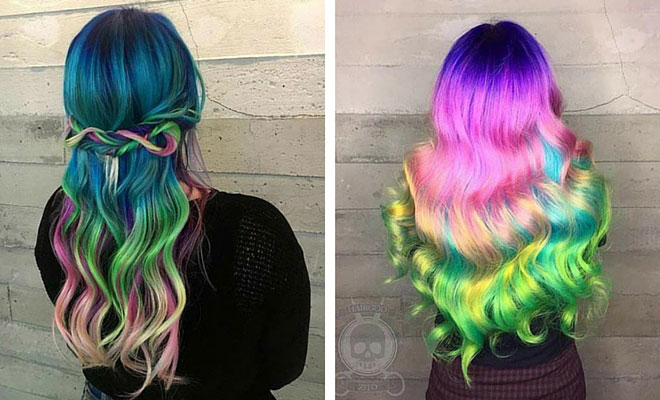 31 Colorful Hair Looks To Inspire Your Next Dye Job StayGlam