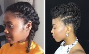 gorgeous flat twist hairstyles