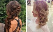 pretty side-swept hairstyles