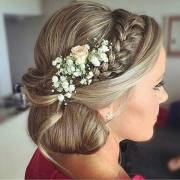 gorgeous updos bridesmaids