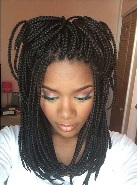51 Hot Poetic Justice Braids Styles StayGlam