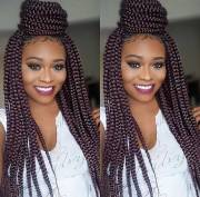 hot poetic justice braids styles