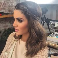 31 Half Up, Half Down Hairstyles for Bridesmaids | Page 2 ...