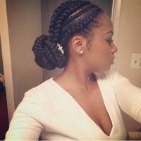 31 Best Ghana Braids Hairstyles | StayGlam