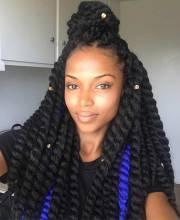 stunning crochet twist hairstyles