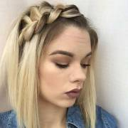 chic braided hairstyles