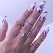 fun ways wear ballerina nails