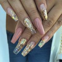 Neutral Ombre Nails   hairstylegalleries.com