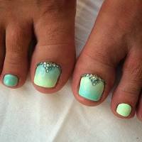 25 Toe Nail Designs that Scream Summer | Page 2 of 2 ...