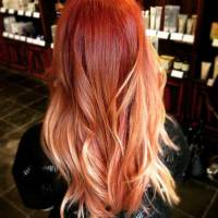 25 Copper Balayage Hair Ideas for Fall | Page 2 of 3 ...