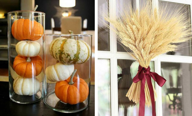 23 Easy DIY Thanksgiving Decorations  StayGlam