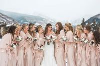 17 Bridesmaid Style Ideas for a Winter Wedding | Page 2 of ...