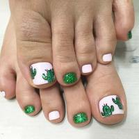 25 Eye-Catching Pedicure Ideas for Spring | Page 3 of 3 ...