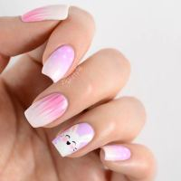 21 Easy and Simple Easter Nail Art Designs | StayGlam