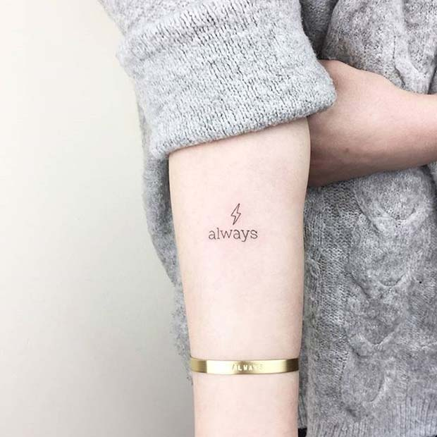 21 Awesome Small Tattoo Ideas For Women Page 2 Of 2 Stayglam