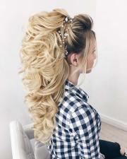 gorgeous - wedding hair