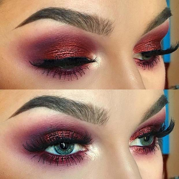 23 Gorgeous Summer Makeup Looks For 2018  Stayglam
