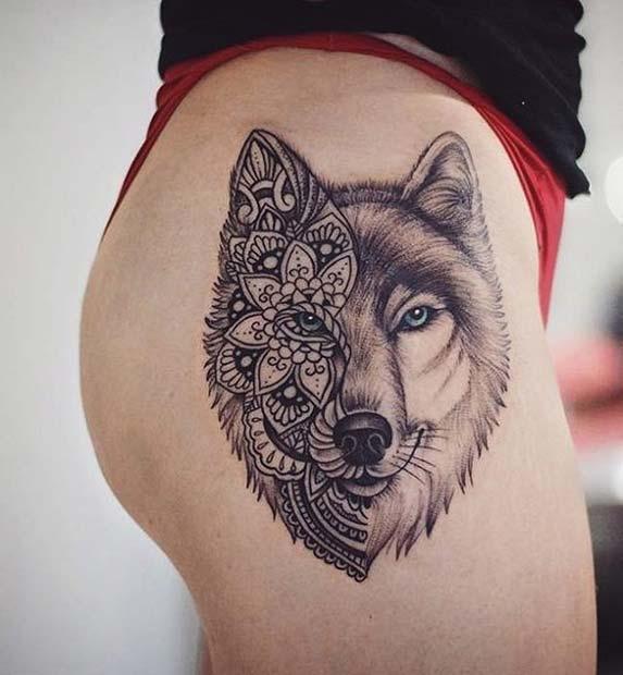 badass tattoo ideas women