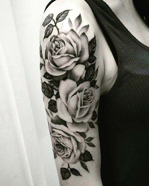 Edgy Female Tattoos : female, tattoos, Badass, Tattoo, Ideas, Women, StayGlam