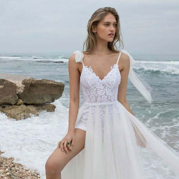 21 Summer Wedding Dresses for Brides  StayGlam