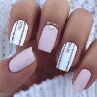 10 Elegant Nail Designs for Short Nails - crazyforus