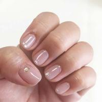 21 Elegant Nail Designs for Short Nails   StayGlam