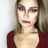 23 Creative and Easy Halloween Makeup Ideas | StayGlam