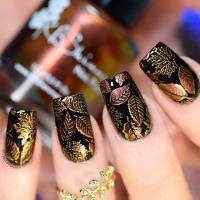21 Trendy Fall Nail Design Ideas | StayGlam