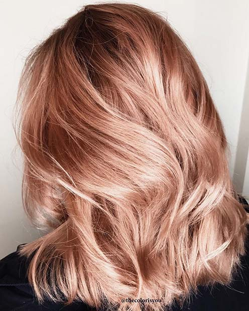 23 Stylish Lob Hairstyles For Fall And Winter StayGlam