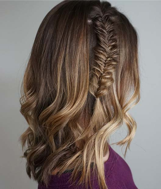21 Cute Hairstyle Ideas For The Holidays Crazyforus