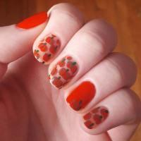21 Cute Thanksgiving Nail Ideas - crazyforus