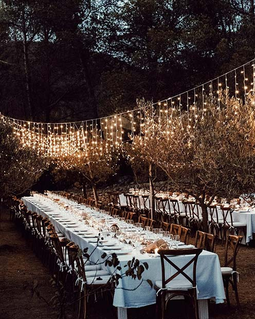Bohemian Wedding Reception: 23 Trendy Wedding Ideas For 2018