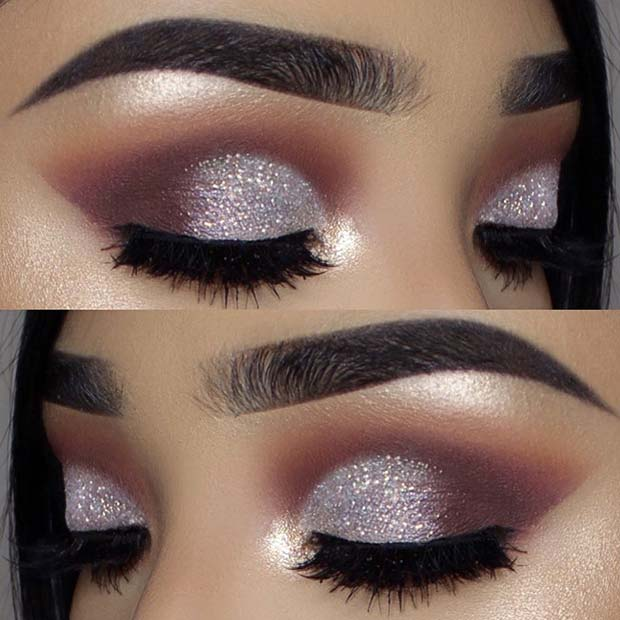 23 Glitzy New Years Eve Makeup Ideas Crazyforus