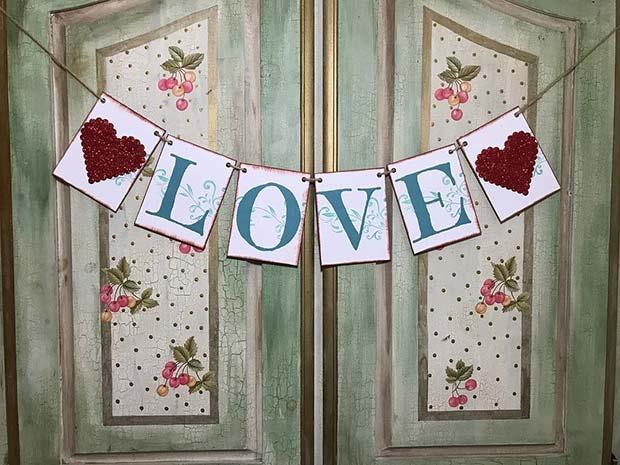 21 Cute Valentine's Day Decor Ideas