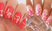 cute valentine's day nail ideas
