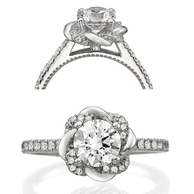 21 most beautiful engagement rings - Most Beautiful Wedding Rings